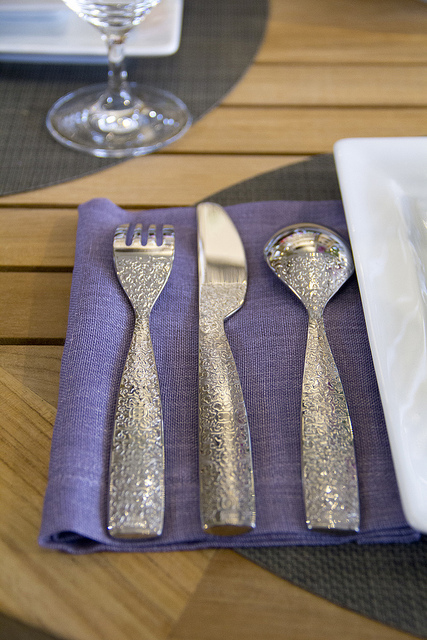 Alessi Dressed Flatware