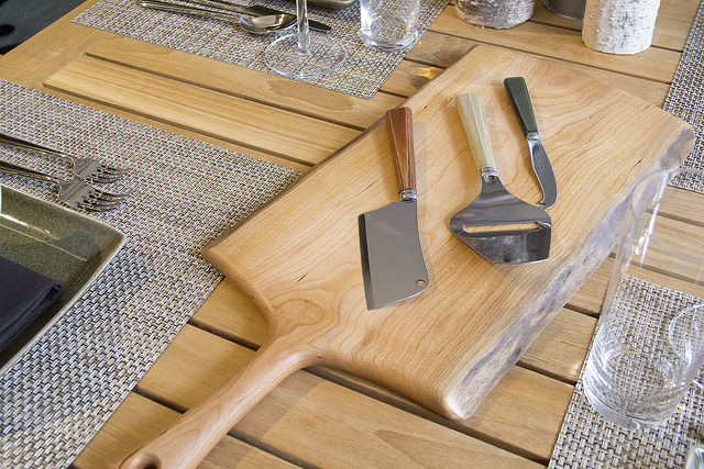 Weekly Table Setting: Rustic Sophistication