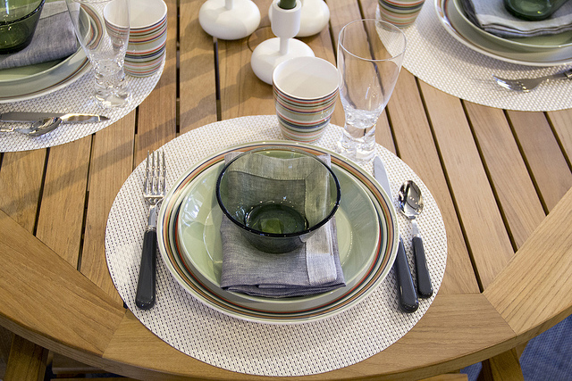 Weekly Table Setting: New iittala Dinnerware