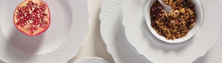 Didriks  Alessi Dressed dinnerware