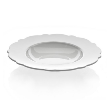 Didriks Alessi Dressed soup plate