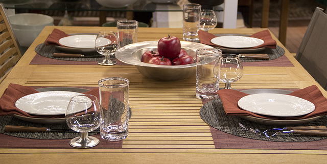 Weekly Table Setting The Return Of The Apple Didriks