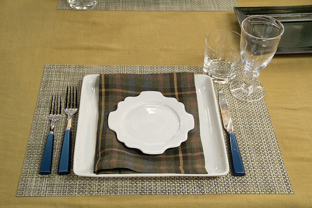 Weekly Table Setting: Harvest Wheat