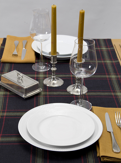 Weekly Table Setting: Blackfriar