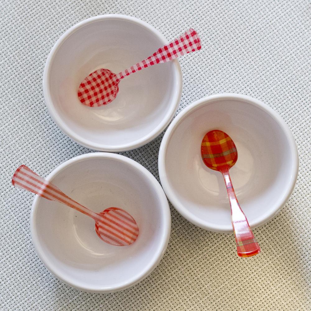 Alessi Mami Ceramic Bowls