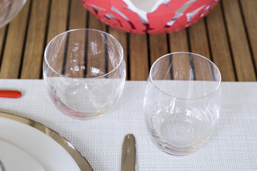 Alessi Mami Glassware