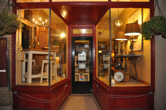 European Country Antiques in Observatory Hill in Cambridge