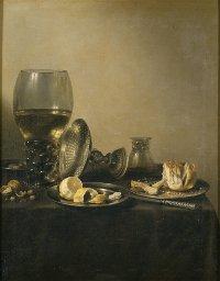Pieter Claesz, Still Life, 1637 (Museo del Prado)