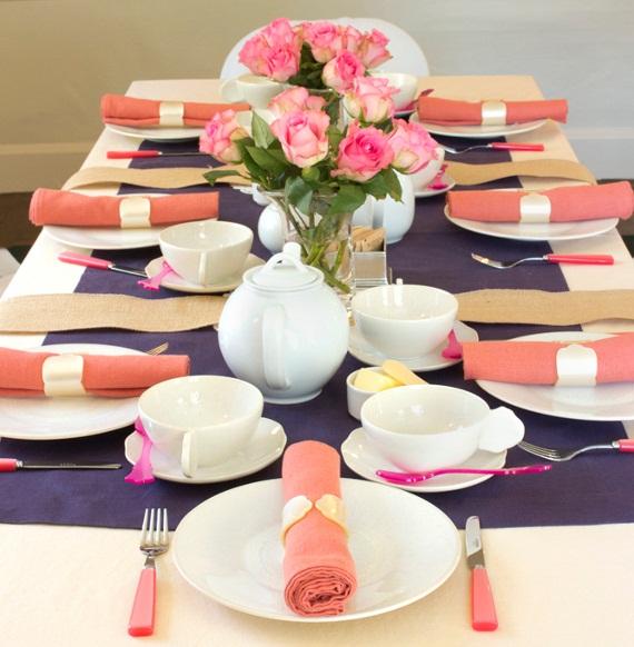 Afternoon Tea Settings #1: Table Setting — Didriks