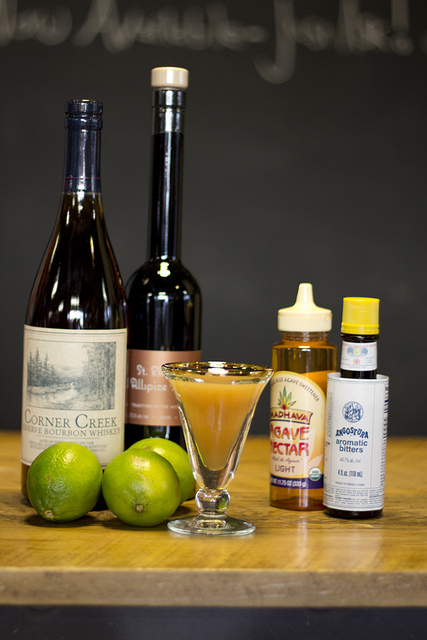 A Holiday Cocktail with Social Wines