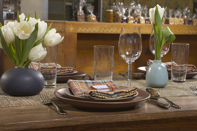 Hi-Rise Spring Dinner Series Table