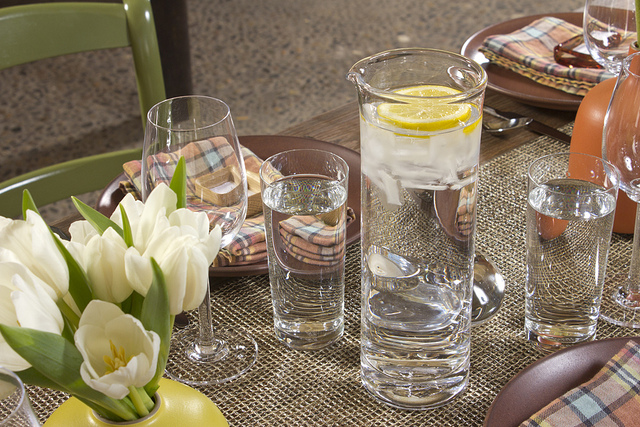 Hi-Rise Spring Dinner Series Place Setting