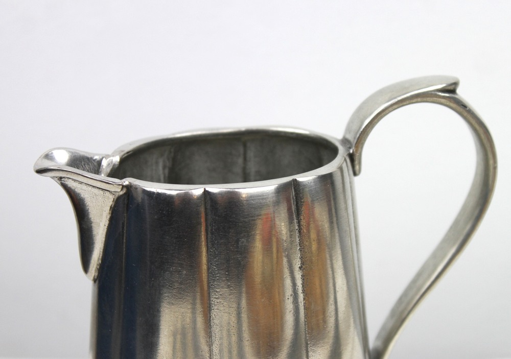 Match Pewter Britannia pitcher