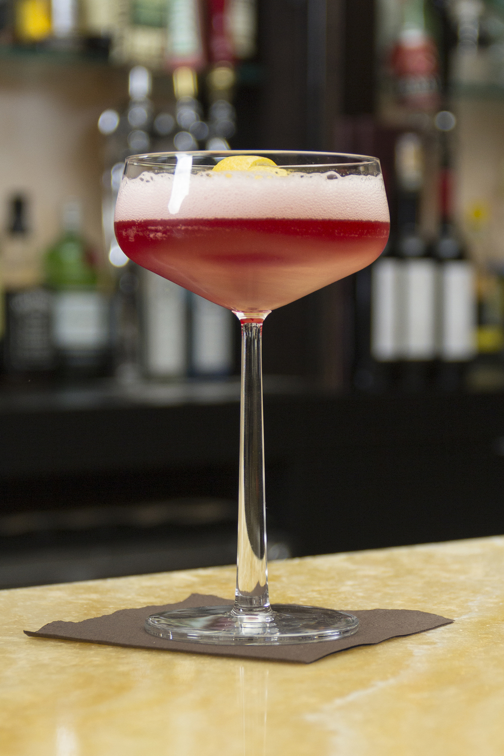 Fall 2014 Cocktail Series A Nubar Rouge In Essence Didriks