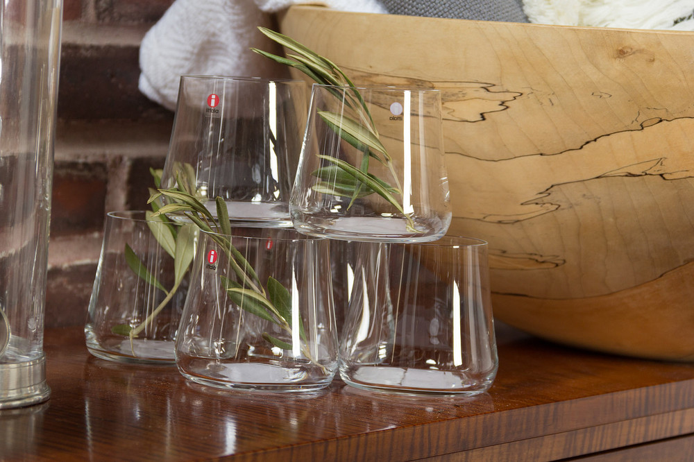 iittala  Marc Newson glassware