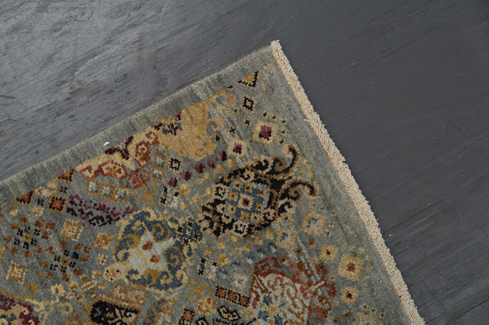 Traditional ornate rug from Gregorian Oriental Rugs
