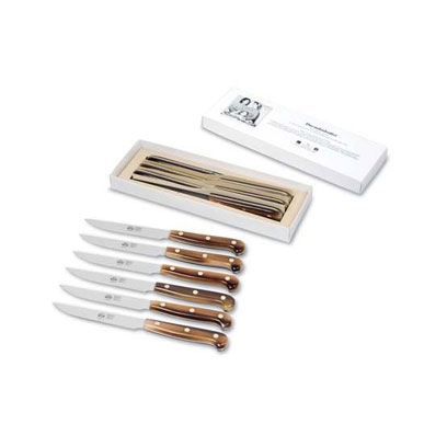Berti Coltello steak knife set