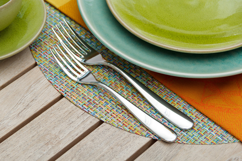 Chilewich Botanic  Basketweave placemat