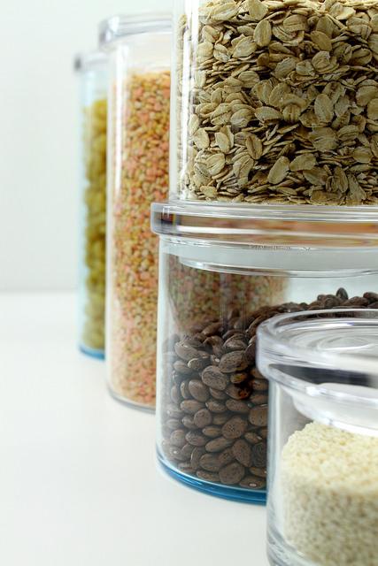 iittala glass storage jars