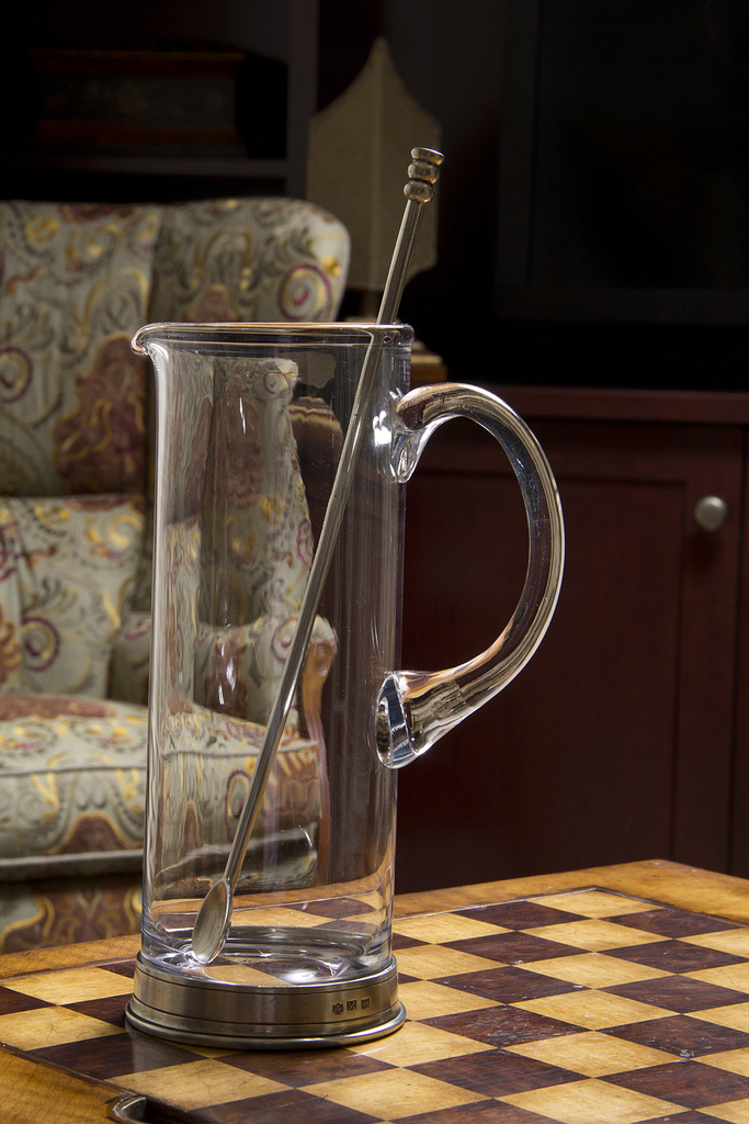 Match Pewter Martini Pitcher