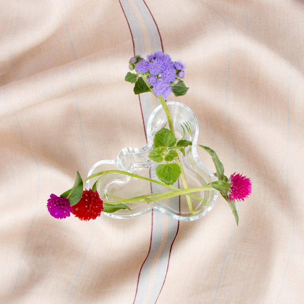 Iittala Aalto Vase in Clear