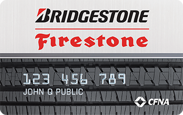 firestone credit card - Apply now