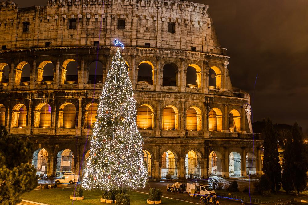 Christmas Colosseum