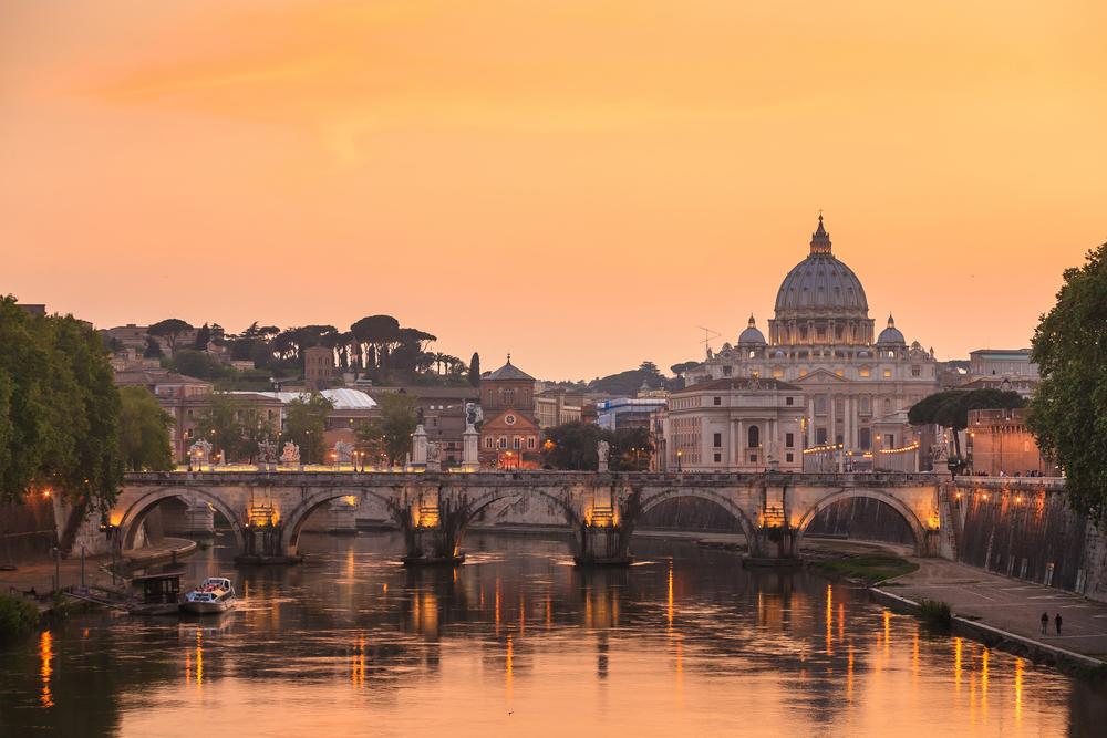 Rome: where my love story began