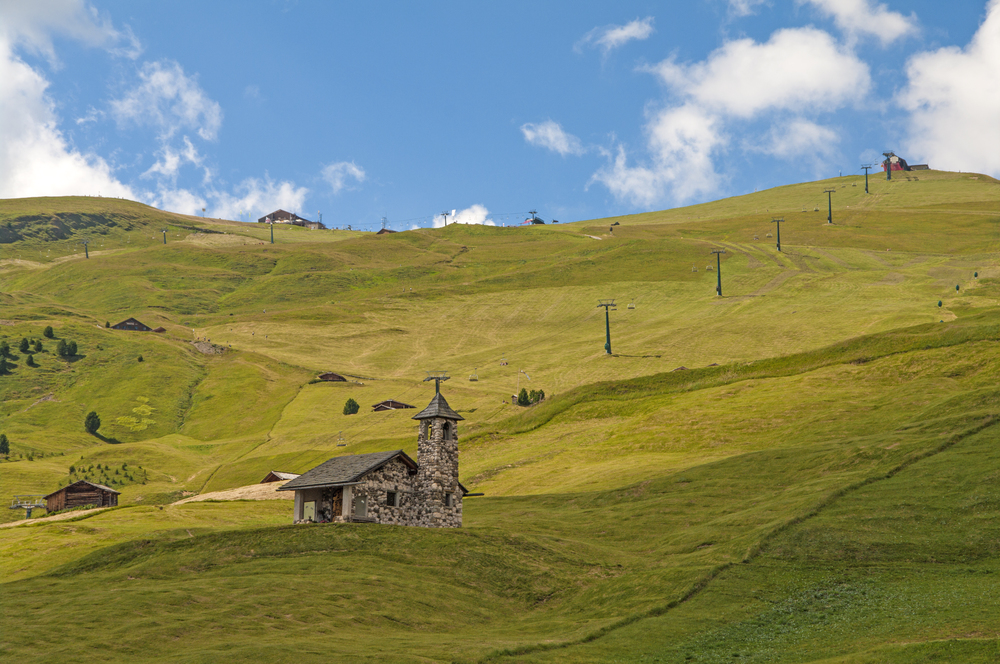 alpine church at ski resort in summer.jpg