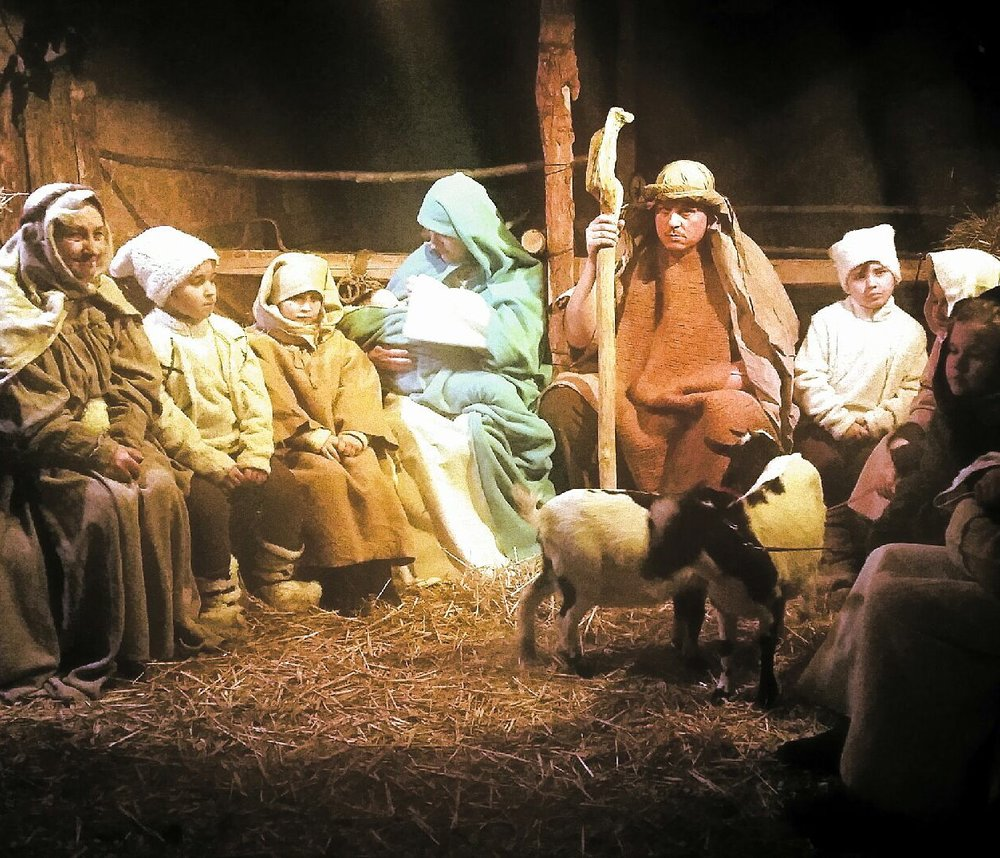 Living Nativity, Umbria