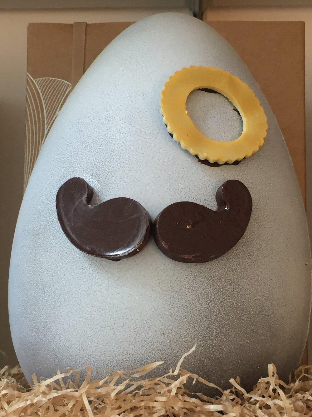 Colonel Egghead