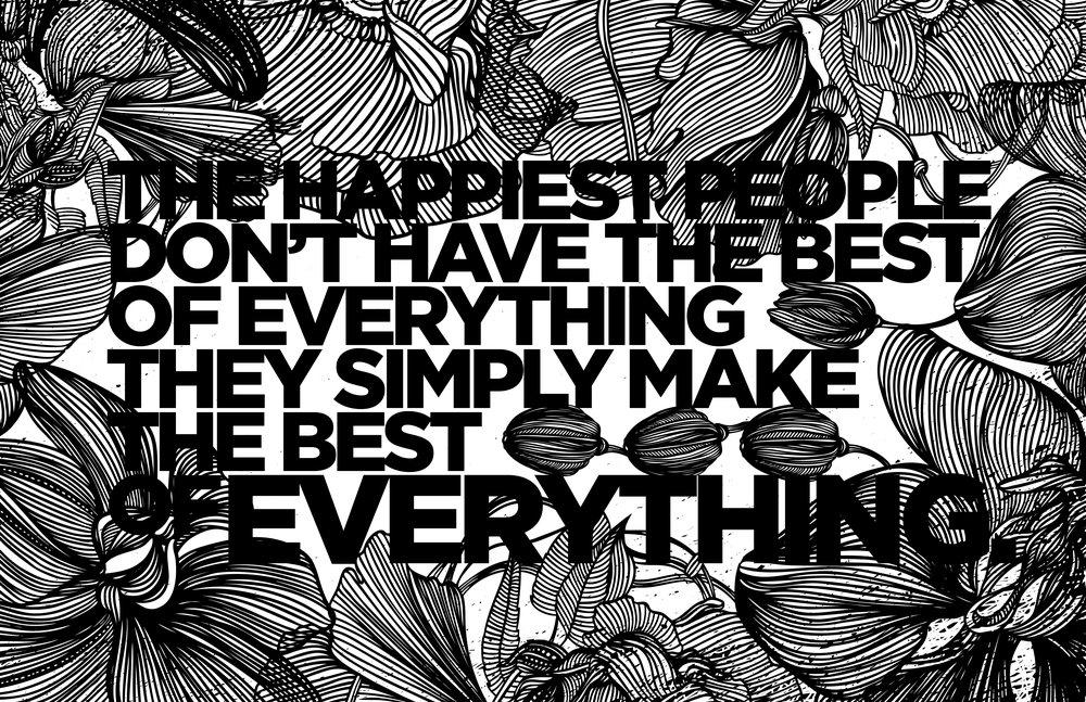 Sterling Sanders -  Happiest People