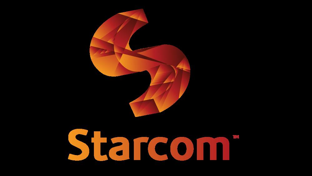 Sterling Sanders, Starcom Logo V1
