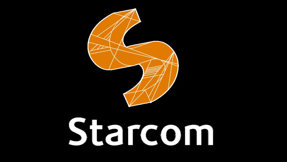Sterling Sanders, Starcom Logo V2