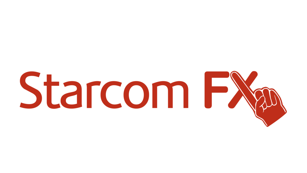 Sterling Sanders, Starcom FX Logo V1