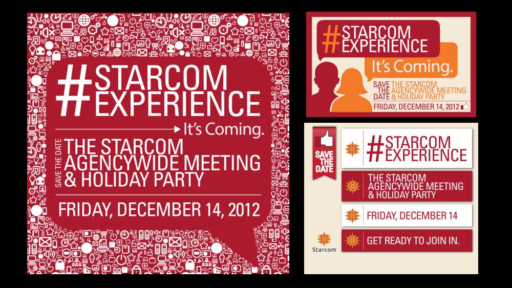 Sterling Sanders, Starcom Live Logo V4