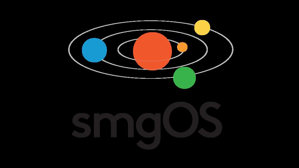 Sterling Sanders, SMG OS Logo V1
