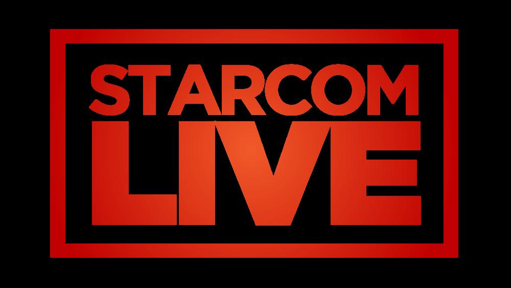 Sterling Sanders, Starcom Live Logo V1