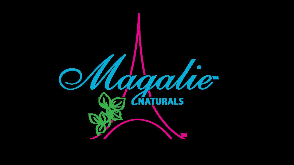 Sterling Sanders, Magalie Naturals Logo V1