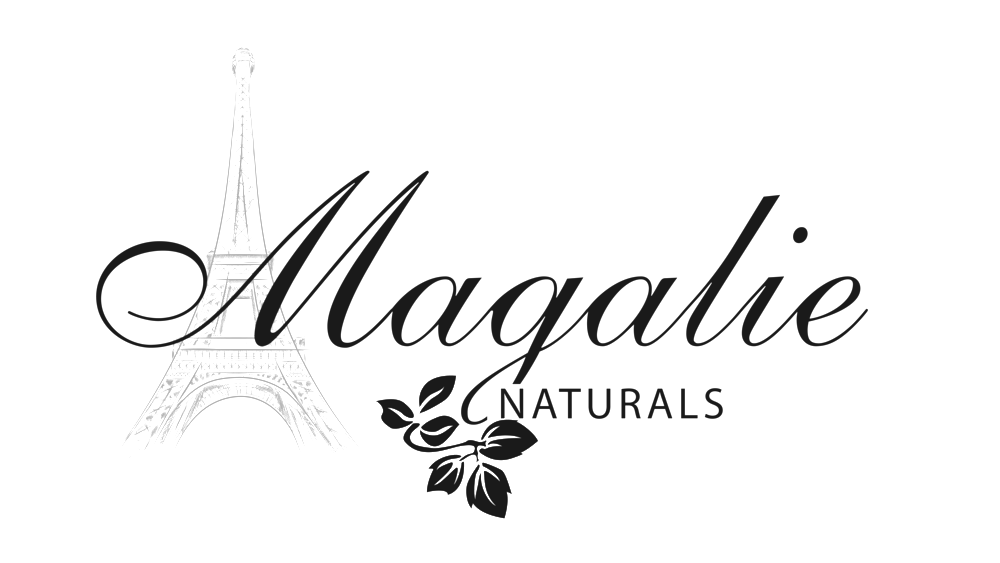 Sterling Sanders, Magalie Naturals Logo V3