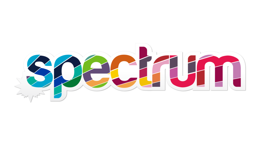 Sterling Sanders, Spectrum Logo V1