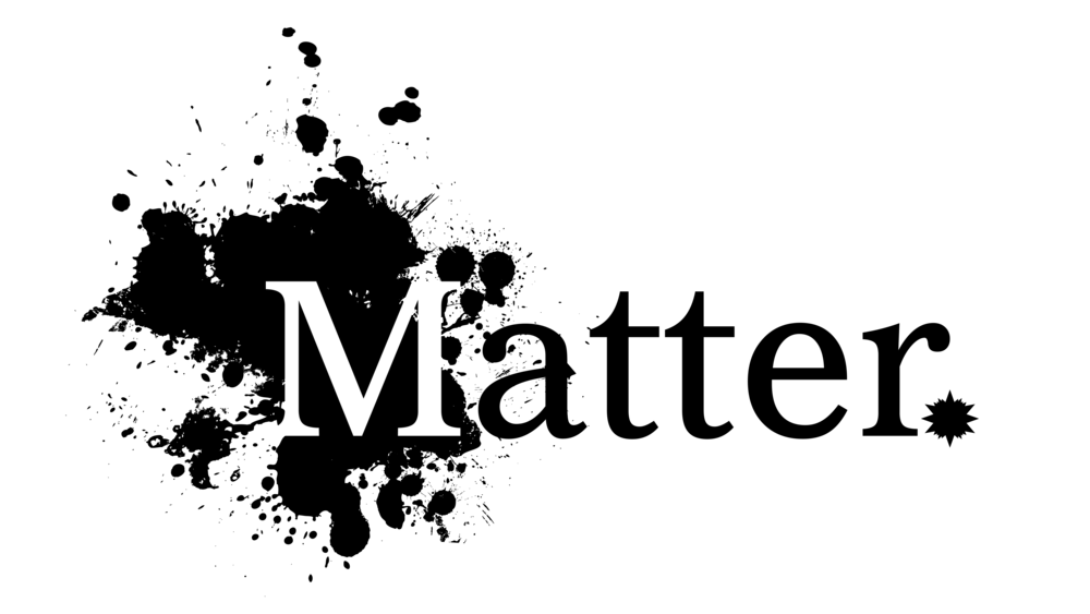 Sterling Sanders, Matter Logo V1