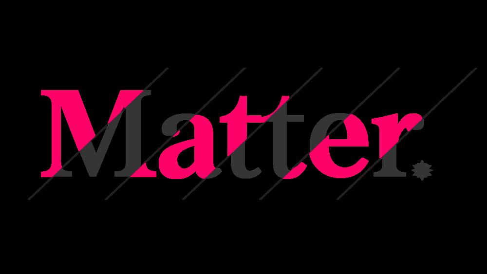 Sterling Sanders, Matter Logo V3