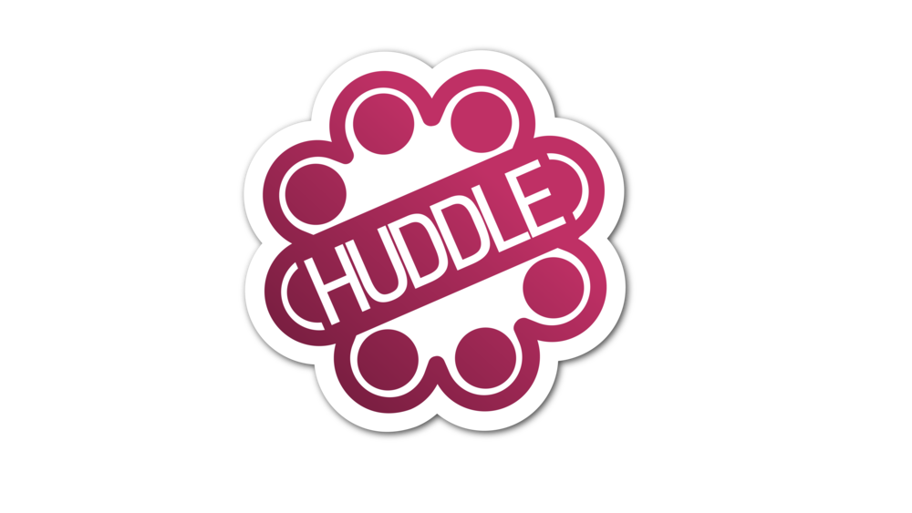 Sterling Sanders, Huddle Logo V2