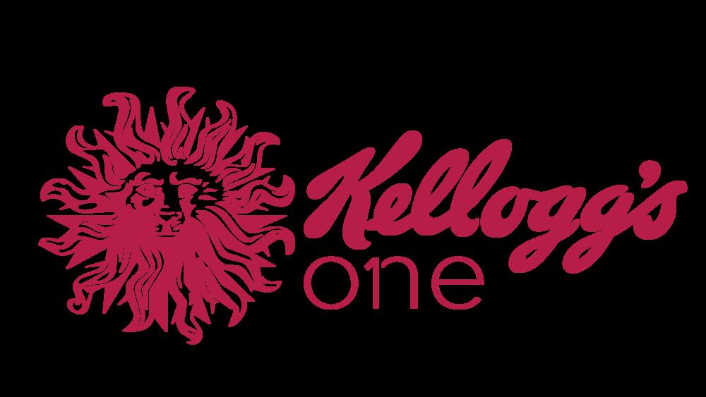Sterling Sanders, Kelloggs One Logo V1