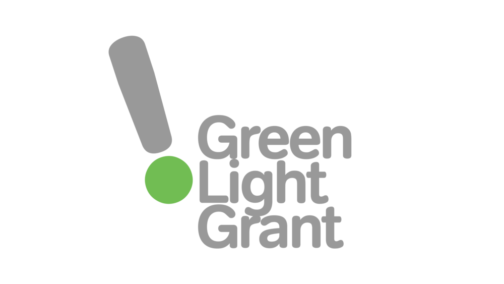 Sterling Sanders, Green Light Grant Logo V3