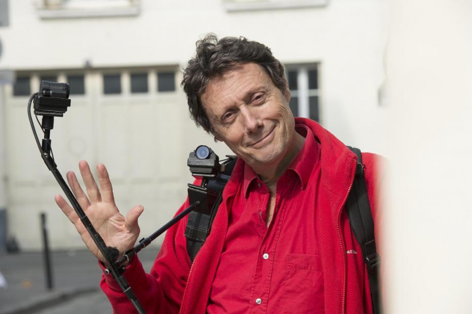 INTERVIEW | ANTOINE DE MAXIMY| J'IRAI DORMIR CHEZ VOUS