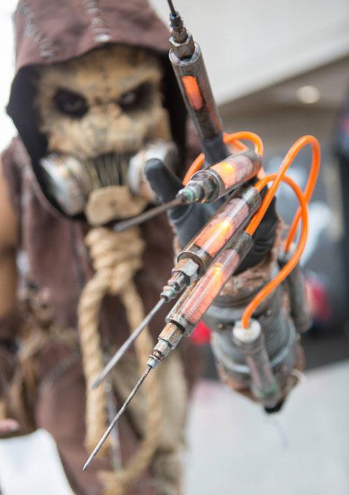 Scarecrow – Arkham Asylum