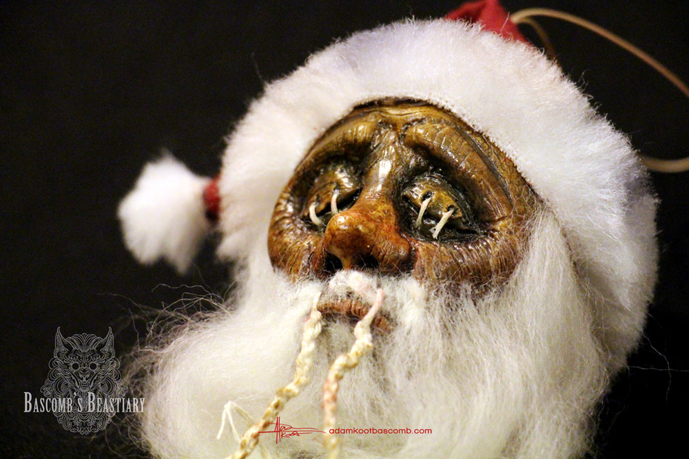 Shrunken Saint Nick – Personal