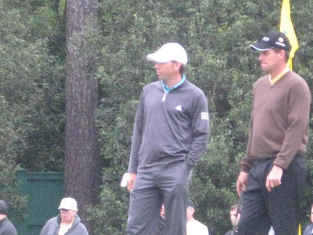 Sergio Garcia | Masters | Augusta, Georgia